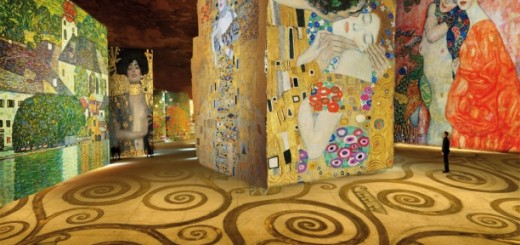 Klimt and Vienna, a century of gold and colours. | Les Baux-de-Provence